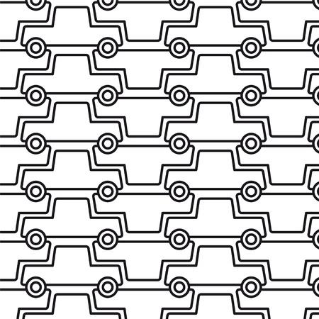 cars Stock Vector - 10545928