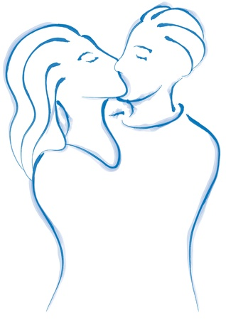 the intimacy: Kiss