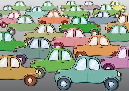 atacaba: coches