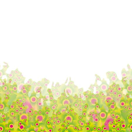 floral background Stock Vector - 10563184