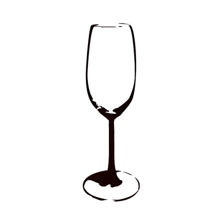 caterer: A glass