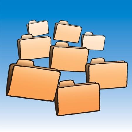 bytes: Folders