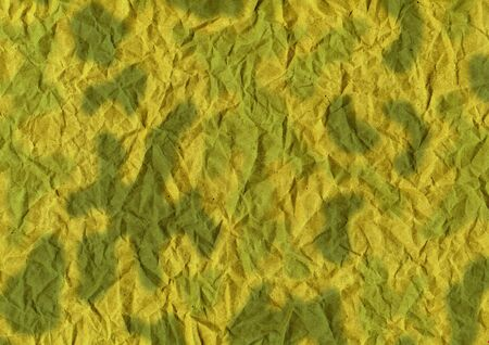 curvilinear: camouflage paper