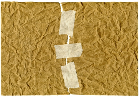 papery: Paper and adhesive tapes