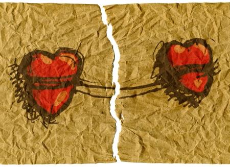 divided: Hearts divided
