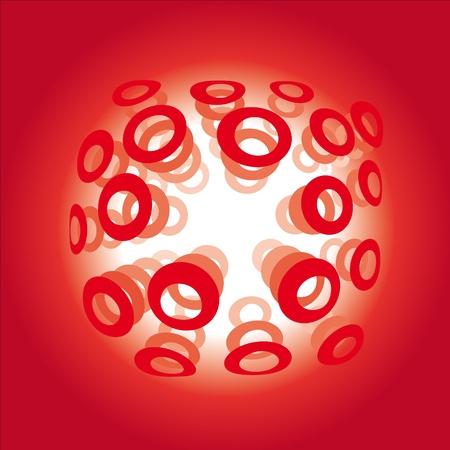 circular shapes Stock Vector - 10590161
