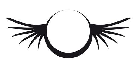 tatoos: Crest Illustration