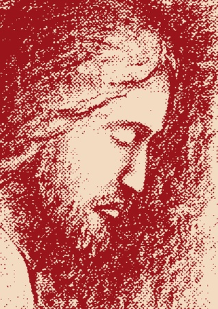 Jesus Stock Vector - 10590365