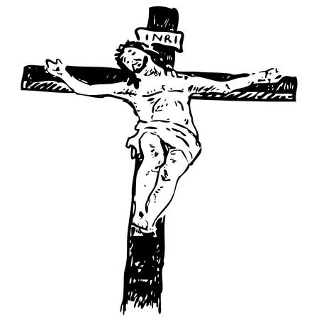 the crucifixion: Crucifixion