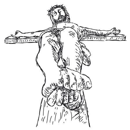 crucified: Crucifixion