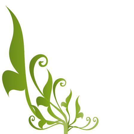 Vegetable decoration Stock Vector - 10590379