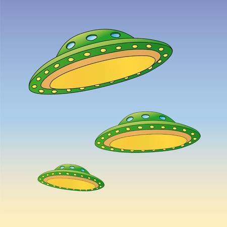 ufo: Ufo Illustration