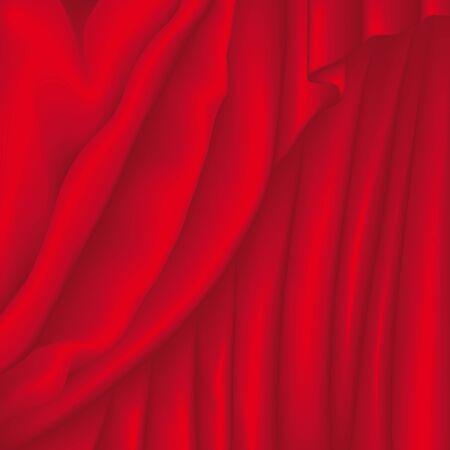 silky velvet: Fabric