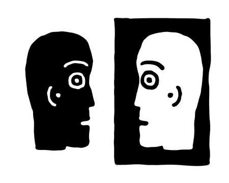 similarity: two heads