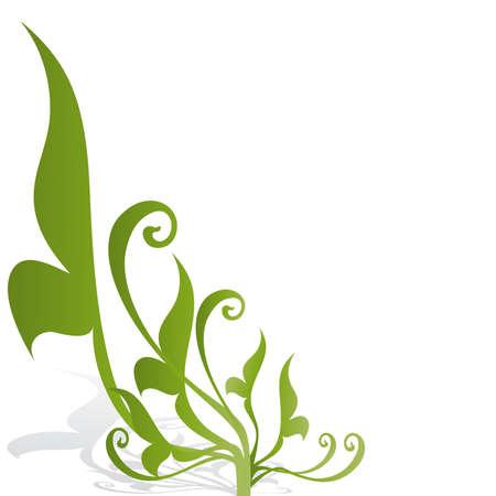 floral background Banco de Imagens - 10589909