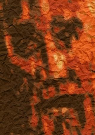 pintura en la cara: Jesús