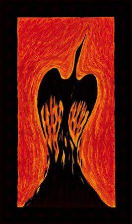 ashes: Phoenix Stock Photo