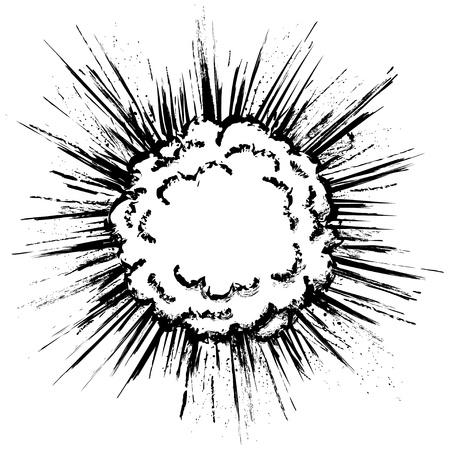 grenade: explosion