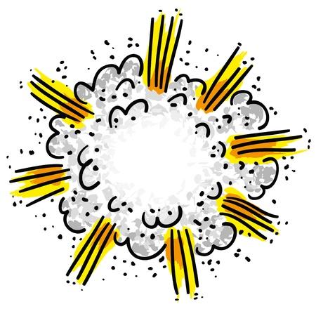 explodindo: explos