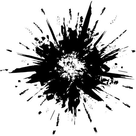 깜짝: 폭발 일러스트