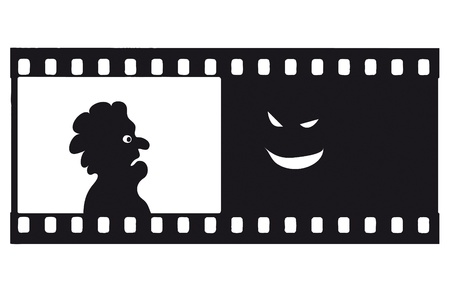 tension: tension filmstrip