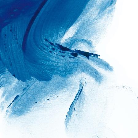 Pittura con le dita Archivio Fotografico - 10619680