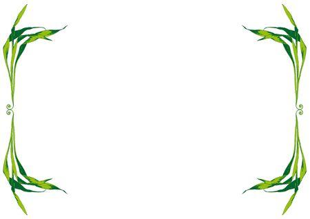 edge design: Leaves