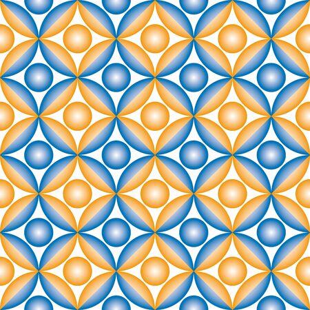geometric background Stock Vector - 10664766
