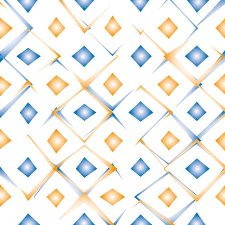breakage: geometric background Illustration