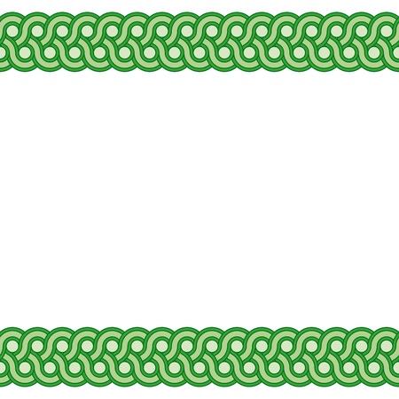 Geometric frame Stock Vector - 10664955