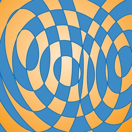 geometric background Stock Vector - 10664740