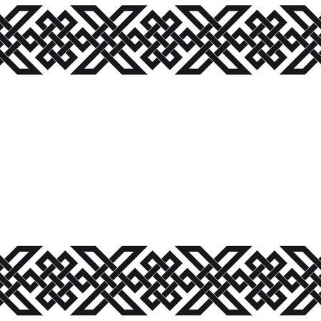 Geometric frame Stock Vector - 10664948
