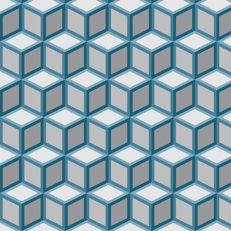 cubes de modèle Vecteurs