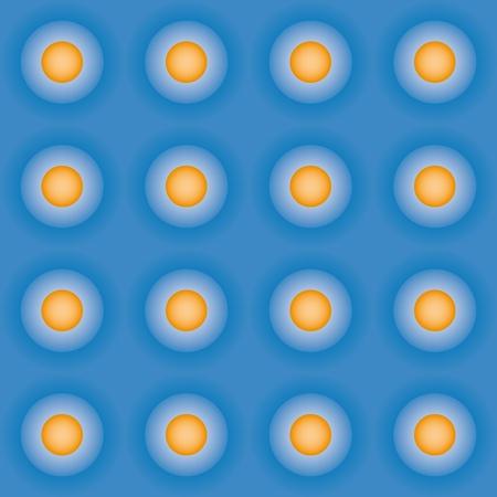 geometric background Ilustração