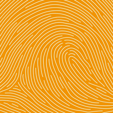 fingerprint Stock Vector - 10665229