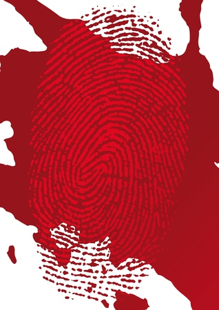 detective: fingerprint