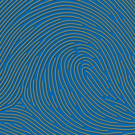 fingerprint Stock Photo - 10665117
