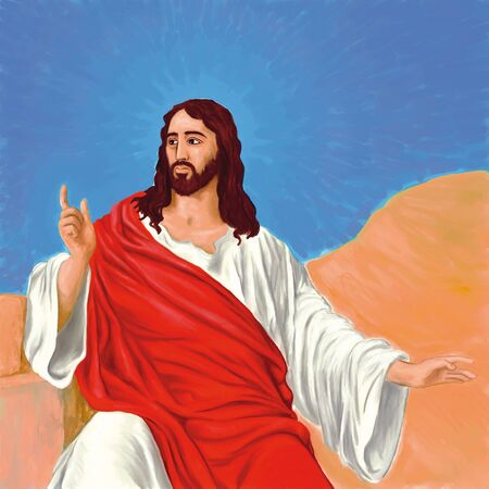 Jesus Stock Photo - 10681180