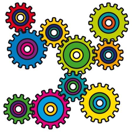 cogs: mecanismo