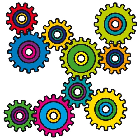 cogs and gears: mechanism