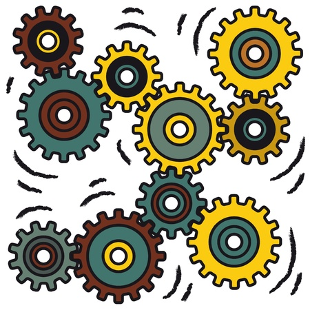 mechanism Vector