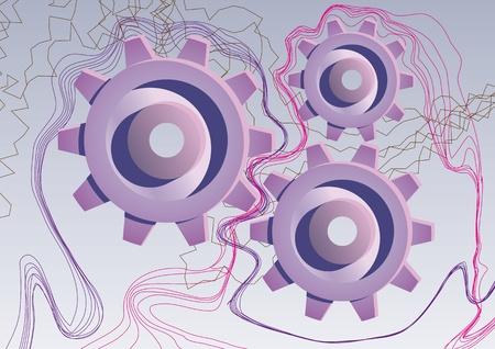 herramientas de mecánica: mecanismo