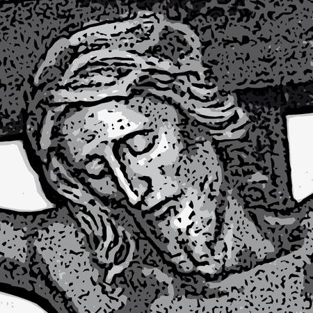 Jesus Stock Vector - 10664913