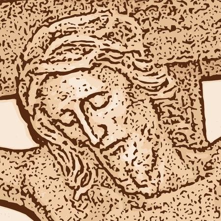 Jesus Stock Vector - 10664973