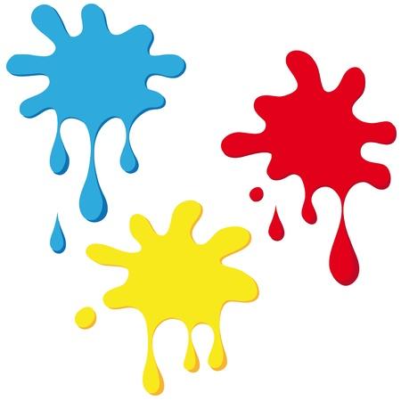 splotches: color spots