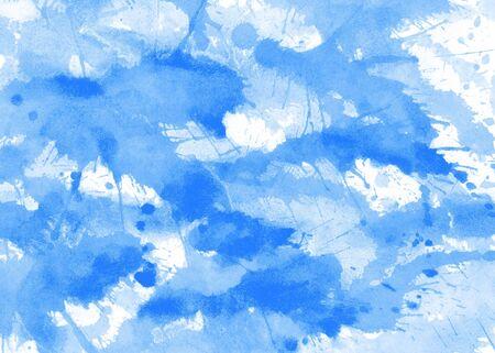 blotches: color sketch