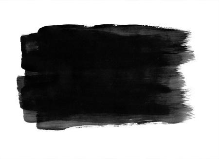 pinceladas: Pinceladas de fondo Foto de archivo