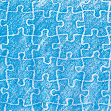 flange: Puzzle Stock Photo