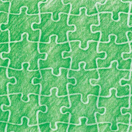 figuration: Puzzle Stock Photo