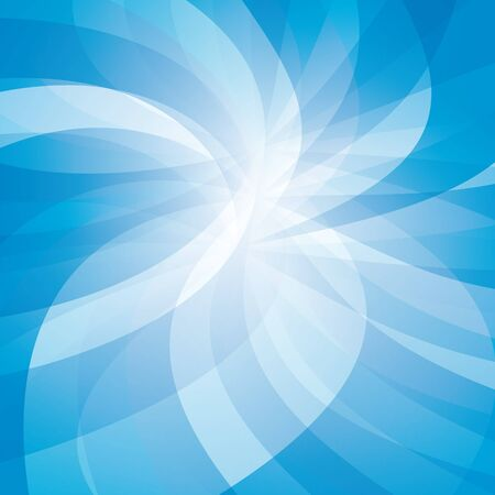 curvilinear: abstract background Stock Photo